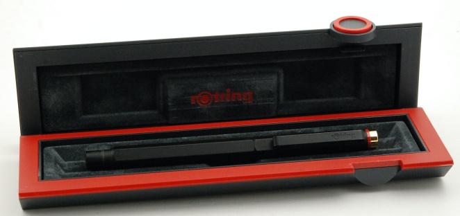 Rotring 600 Füller Schwarz