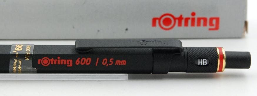 Rotring 600 Bleistift