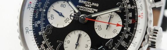 Die Breitling Navitimer Story