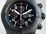 Breitling Black Steel