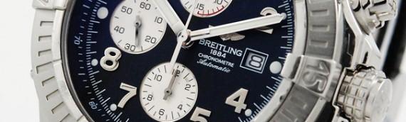 Wie finde ich das Herstellungsdatum bei Breitling Uhren heraus?