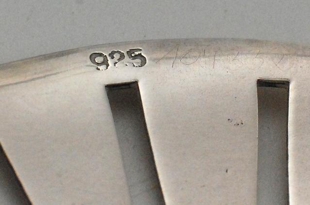 Silberstempel 925
