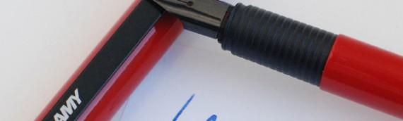 Der Füller ist tot, lang lebe der Füller…