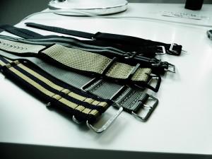 Natoarmbänder Zulu Straps