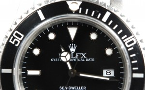 Rolex Sea Dweller 1998 (Tritium)